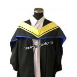 畢業袍披肩 #68c Doctor