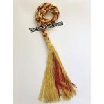 LT-03a 金/鮮紅紐穗 Gold/Bright Red Honorary Cord