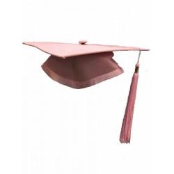 KM01e 粉紅色 幼稚園畢業帽